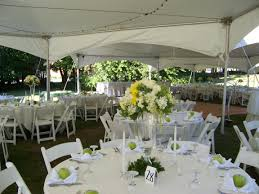 tent table and chair rentals eze party rental