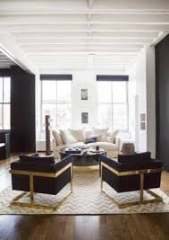Black Accent Chairs For Living Room Modern Accent Chairs Foter