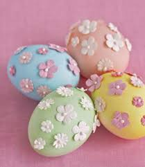 Easter Decorations Home Goods by The Trendy Colors Of Easter Easter Decoration In Pastel Colors