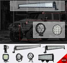 60 inch led light bar lw competitive price curved led light bar 4x4 led bar led light bar