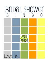 photo free printable bridal shower games image