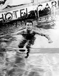 cary grant swimming in to catch a thief pictures getty images