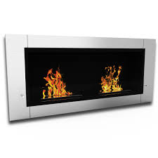 bio ethanol fireplace elite flame fargo ventless bio ethanol wall