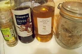 huile de moutarde cuisine cuisine en folie carpaccio de cèpes huile de noix et moutarde à l