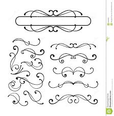 decorative scroll free clipart 2032204