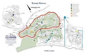 Pacific Coast Highway Map Sonoma Coast Area Maps Sonoma Coast Rental Homes