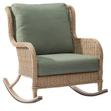 Rocking Chair Teak Wood Rocking Safavieh Clayton Teak Wood Outdoor Rocking Chair Pat7003a The