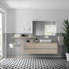 bathroom furniture set ki by scavolini bathrooms design nendo
