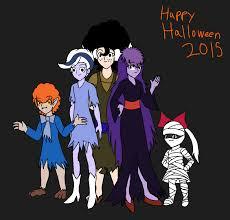 halloween art jam 2015 final ghoul by warrior9100 on deviantart