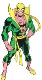 Iron Fist Halloween Costume Dcartoons Iron Fist