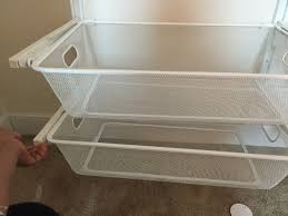 hackers help why does my algot wire mesh basket not fit ikea