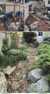 best 25 dry creek bed ideas on pinterest dry creek rock creek