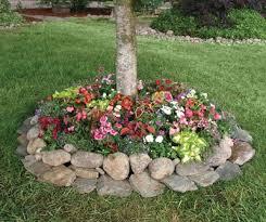 roll out flower garden shady annual tree flower mat grow shady annual