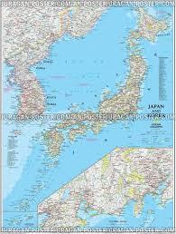 Korea Map Asia by Jual Peta Negara Jepang Dan Korea Info Lebih Lanjut Kunjungi