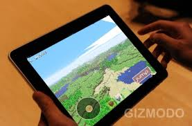 android ipod minecraft pocket edition will launch as android exclusive but