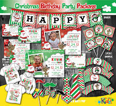 on sale christmas birthday party package christmas party