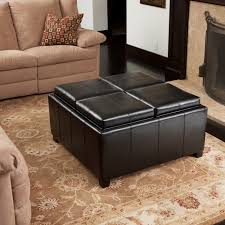 table breathtaking coffee table with pull out ottomans material