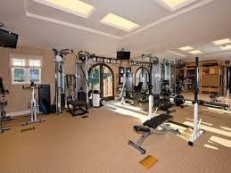 celebrity home gyms barry bonds strikes out at lucky 25 million price chops beverly
