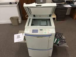 lot 11 riso rp 3505 with rip drums ink masters sparta mi