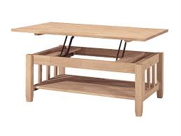 unfinished solid wood accent tables gallery natural wood