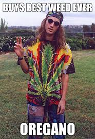 Best Weed Memes - buys best weed ever oregano freshman hippie quickmeme