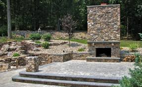 outdoor deck fireplaces creative fireplaces design ideas