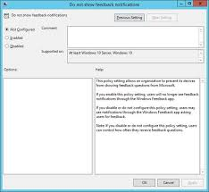 installing the windows 10 1511 group policy administrative