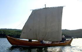ian best fair isle yoal sail u0026 oar wooden boat pinterest