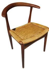 Hansen Patio Furniture by Mid Century Danish Modern Bruno Hansen Teak Chair With A Brand New