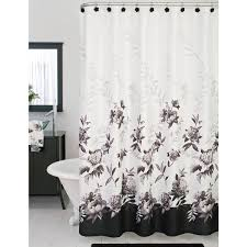Overstock Shower Curtains Lenox Moonlit Garden Shower Curtain Free Shipping On Orders Over