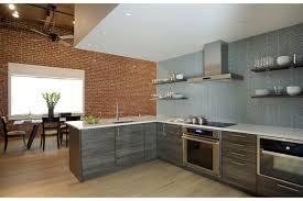 kitchens with backsplash glass tile backsplash chevron island stone