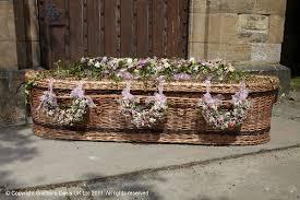wicker casket wicker casket design s florist wibsey bradford