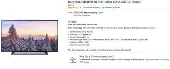 43 inch 4k tv black friday sale amazon 4k u2013 9to5toys