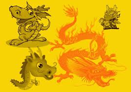 chinese dragon free photoshop brushes brusheezy