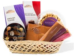 chocolate gift basket rocky mountain chocolate factory decadence basket