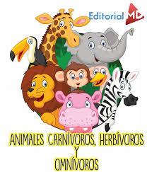 imagenes de animales carnivoros para imprimir animales carnívoros herbívoros y omnívoros su clasificación