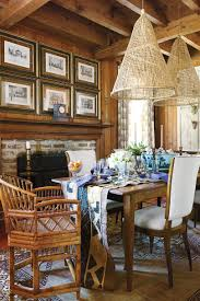 Furniture Casual Design For Dining Room Decoration With Rustic 48 Stylish Dining Room Decorating Ideas Southern Living