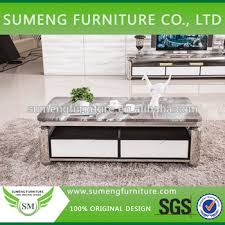 Steel Living Room Furniture Living Room Furniture Stainless Steel Centre Table Stainless