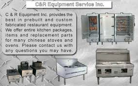 chicago restaurant equipment inc is a chicago chinese restaurant
