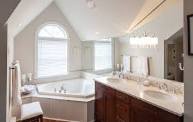 small bathroom tub ideas fresh designs built around a corner bathtub