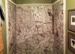 Faux Granite 23 Faux Granite Shower Wall Panels Are Shower Wall Panels Cheaper