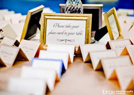 cheap places to a wedding t creative wedding reception place card display ideas wedding
