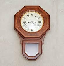 Howard Miller Chiming Mantel Clock Howard Miller No 140 Westminster Chiming Wall Clock Ebth