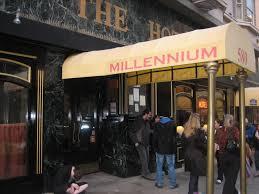 thanksgiving sf the veracious vegan millennium restaurant san francisco