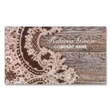 dark brown tooled leather and lace business card tooled leather