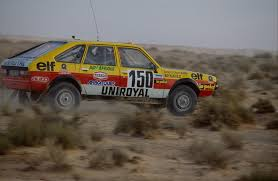 renault rally renault 20 turbo 4x4 paris dakar rally 150 1982