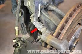 volkswagen golf gti mk iv front brake caliper replacement 1999