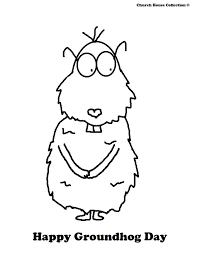epic groundhog coloring pages 93 free colouring pages
