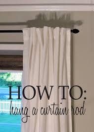 Curtain Hanging Hardware Decorating Curtain Rod Png 457 640 Pixels Baby Shower Pinterest Blog