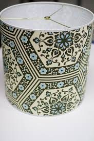 How To Do Upholstery How To Make A Lamp Shade Dim Do It Myself Pinterest